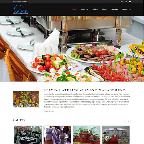 kelvin Events and Caterers