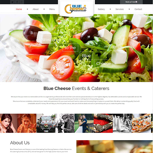 Blue Cheese Events & Caterers